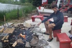 Alexander Segarra S'mores Party June 20