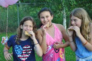 Brook Ross S'mores Party June 22