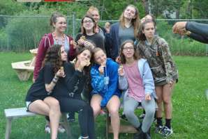 G17B S'mores Party June 20