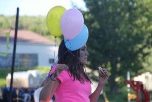 Mia Danzi S'mores Party June 24