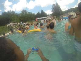 Mark Session 3 Pool Party