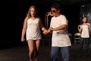 Session 3 jr cab, glee and theater classes