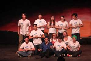 Session 4 cab and troupe night