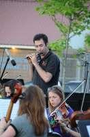 Concert in Hancock July 5