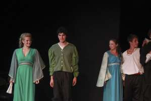 The Merry Wives of Winsdor