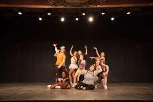 Dance Session 3 2016 Camera 1